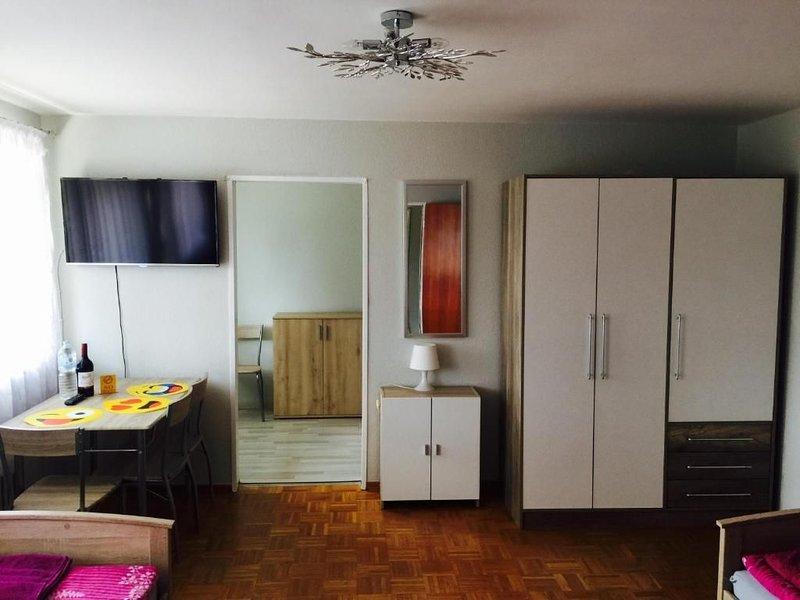 Apartment mit Burgblick, holiday rental in Obernburg