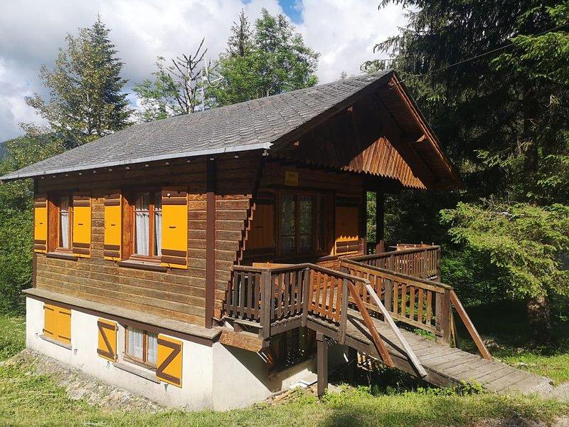 Chalet 8  personnes proche Saint Pierre de Chartreuse, holiday rental in La Sure en Chartreuse