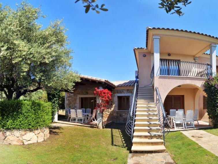 Apartment Residence Lu Fraili  in San Teodoro, Sardinia - 4 persons, 1 bedroom, holiday rental in San Teodoro
