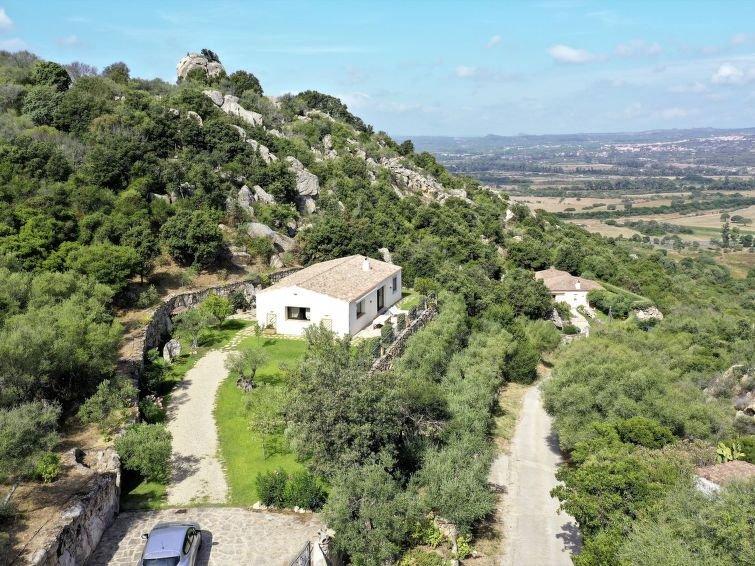 Vacation home Villa Picuccia  in San Pantaleo, Sardinia - 4 persons, 2 bedrooms, holiday rental in Murta Maria