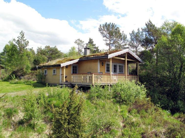 Ferienhaus Granlien (FJS546) in Hellevik I Fjaler - 4 Personen, 2 Schlafzimmer, location de vacances à Sogn og Fjordane