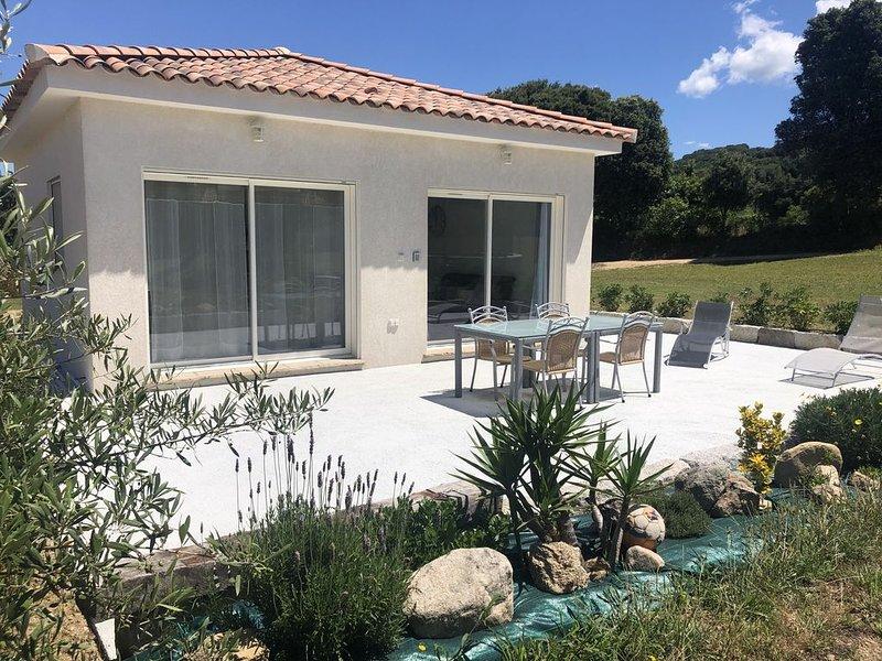 Villa de charme entre mer et montagne, vacation rental in Petreto-Bicchisano