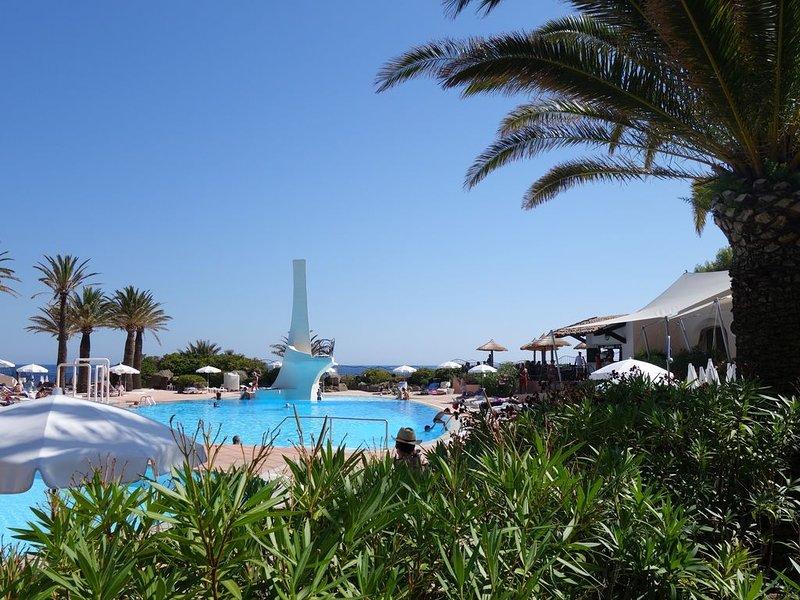 Duplex 3 chambres dans résidence luxe, Port la Galère, proche Cannes, casa vacanza a Théoule sur Mer