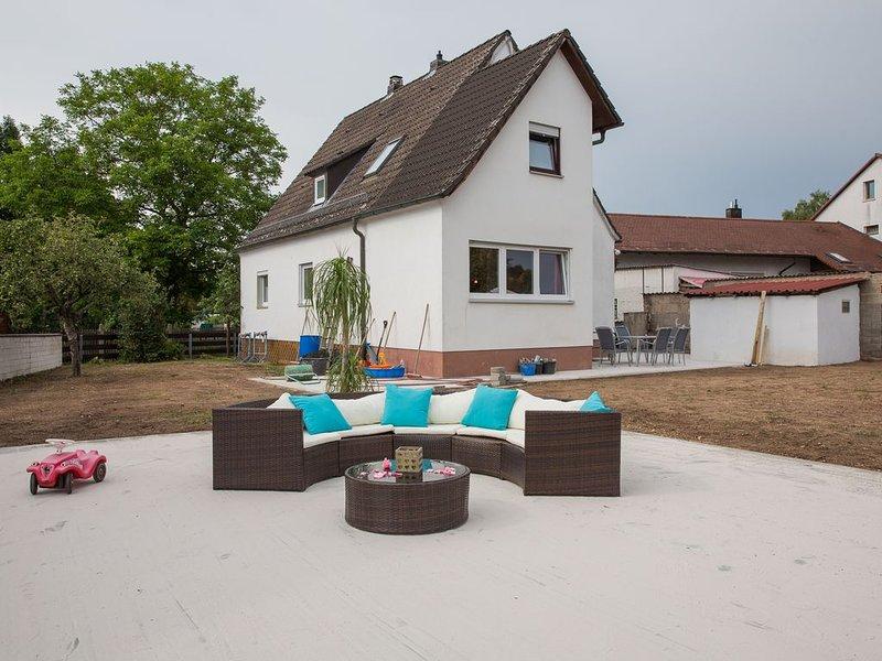 Ferienhaus Sonnengarten, alquiler de vacaciones en Rottenbach