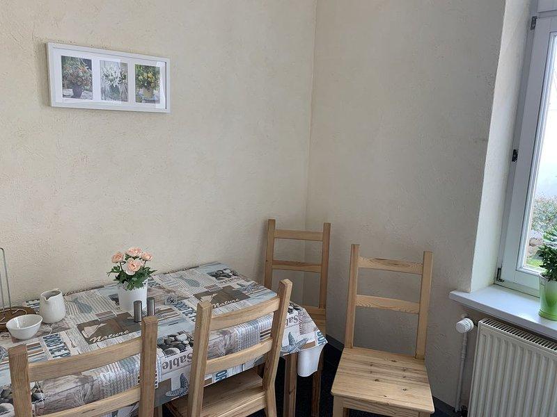 Wohnung in der ehemaligen Zappanale Zentrale, casa vacanza a Admannshagen-Bargeshagen