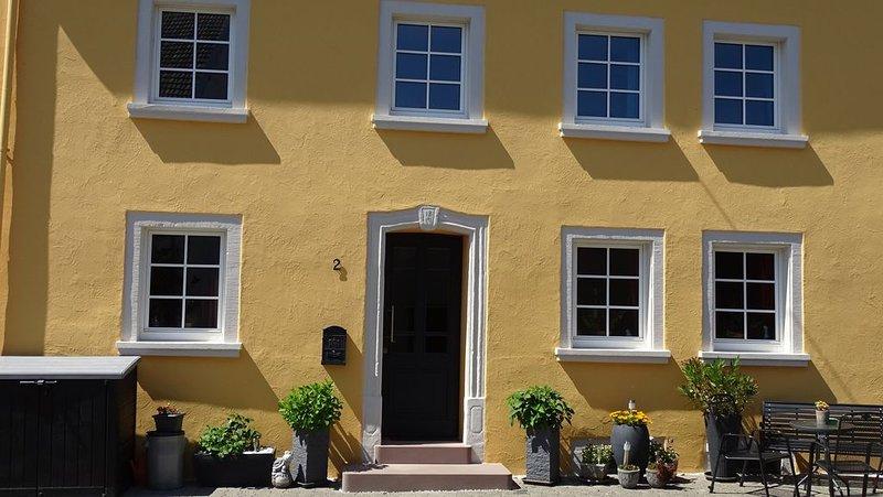 Ferienhaus Anne in Oberkail-Eifel für Familien oder Gruppen bis zu 7 Personen, holiday rental in Malberg