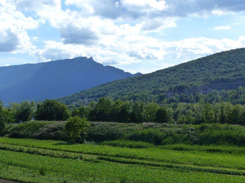 Grésy sur Aix - Les chauvets T2 44m2, casa vacanza a Montcel