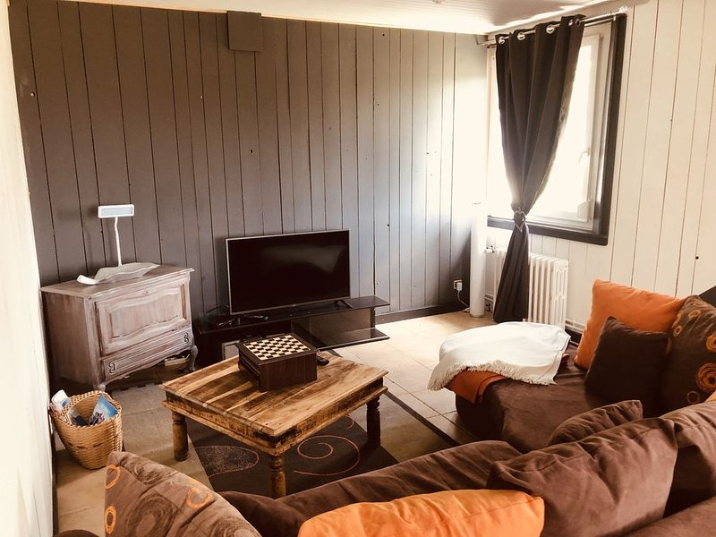 Appartement des oiseaux, holiday rental in Corcieux