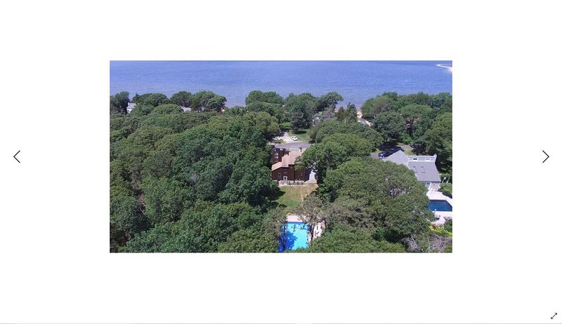 150 ft to Private Beach, Nature Sanctuary Peconic Bay, holiday rental in Riverhead