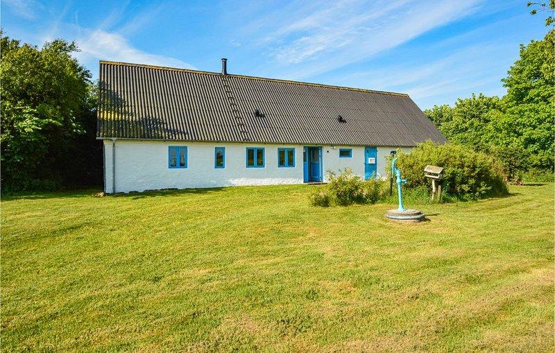 2 Zimmer Unterkunft in Gram, aluguéis de temporada em South Jutland