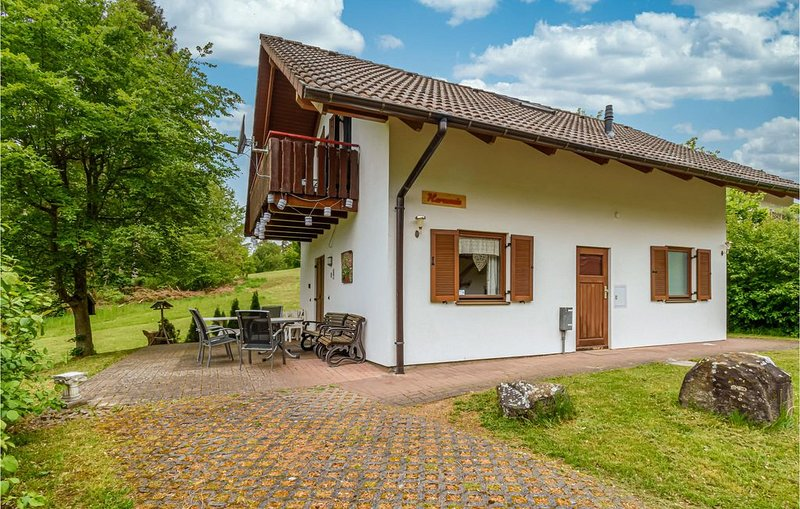 5 Zimmer Unterkunft in Kirchheim, vakantiewoning in Tann