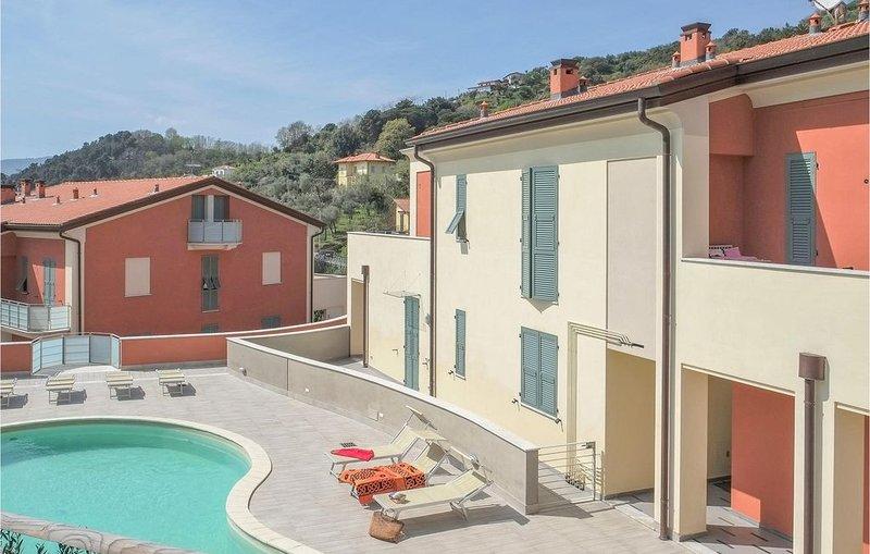 2 Zimmer Unterkunft in Lerici (SP), holiday rental in Muggiano