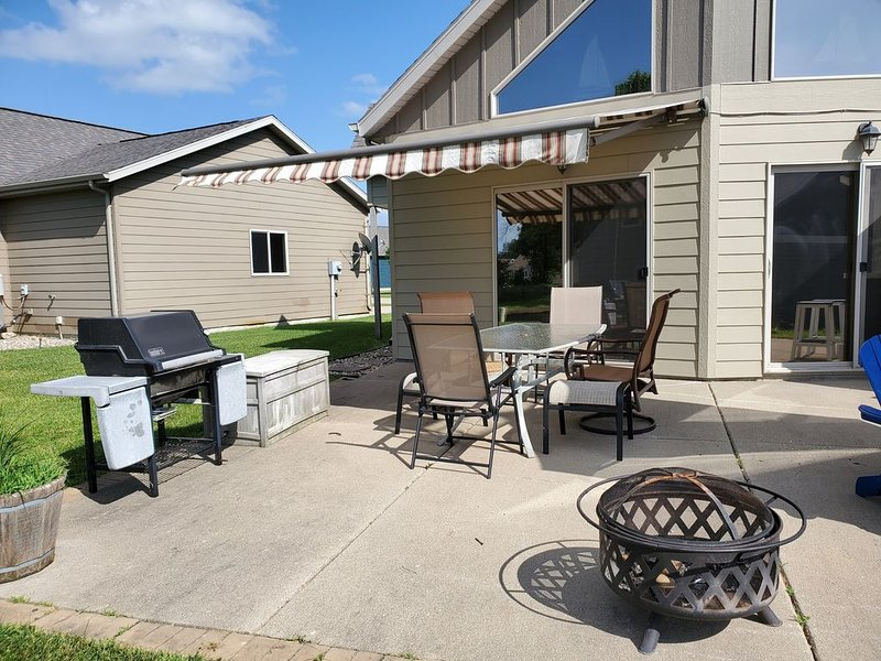Cabin #25 *******th Ave. Arnolds Park IA 51331, holiday rental in Spirit Lake