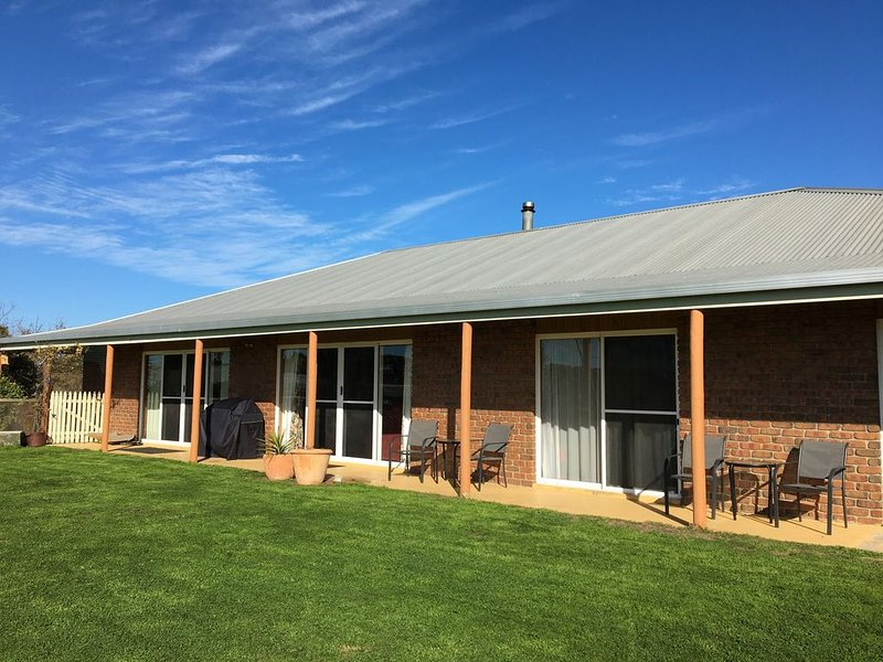 Escape to Hilltop Lodge - Kangaroo Island, location de vacances à Seal Bay