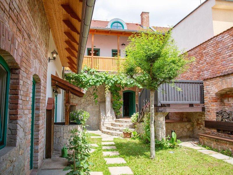 Exklusives Landhaus, Ferienwohnung in Region Süd-Mähren