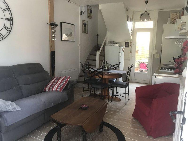 Maison Zouzou *** au centre de Mers de Bains, vacation rental in Mers-les-Bains