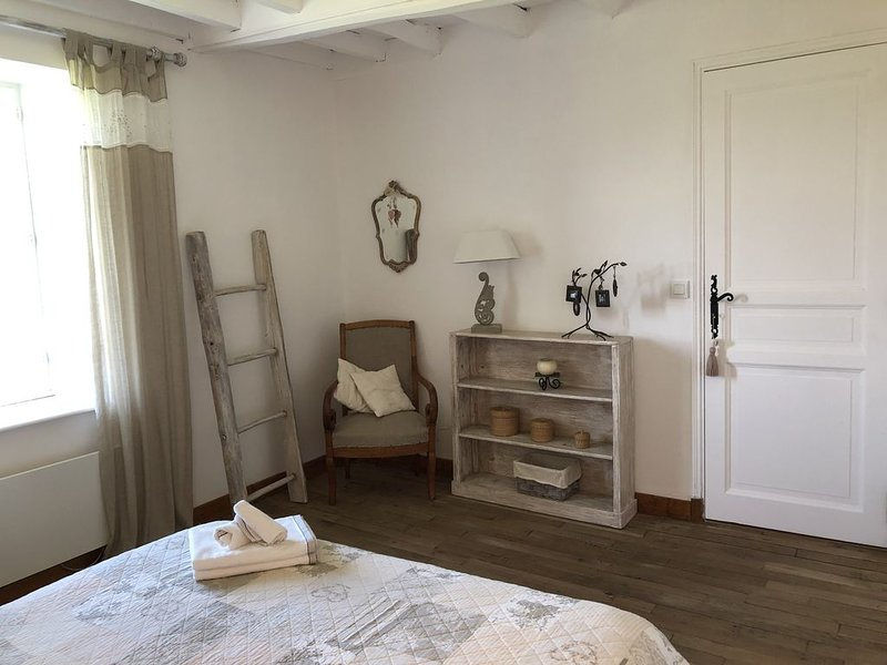 Maison de Campagne Familiale, holiday rental in Orleat