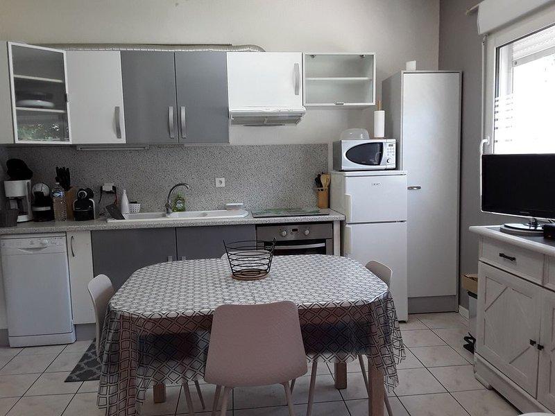 Appartement Briançon idéalement situé au pied des pistes de Serre Chevalier, location de vacances à Briançon