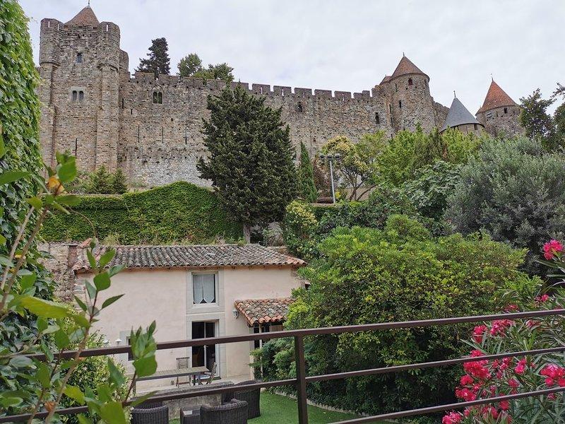 Maison de Maître de 1692,  certifiée 4*,  avec dépendance au pied de la Cité, casa vacanza a Cavanac