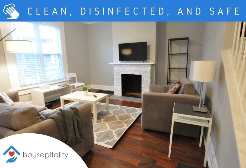 The Franklinton Guest House, vacation rental in Hilliard
