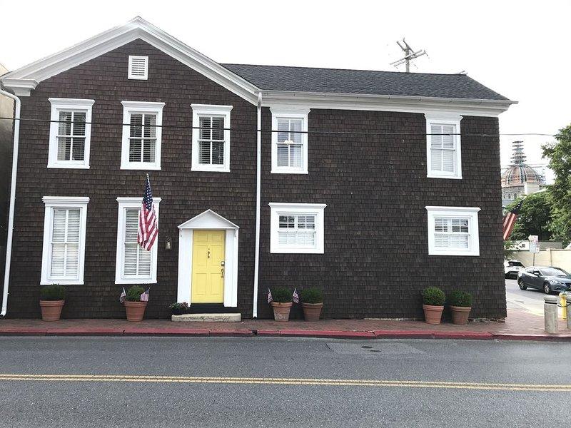 CIRCA 1885 - DOWNTOWN HISTORIC ANNAPOLIS, aluguéis de temporada em Stevensville