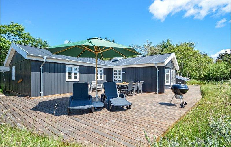 5 Zimmer Unterkunft in Rømø, holiday rental in Kongsmark
