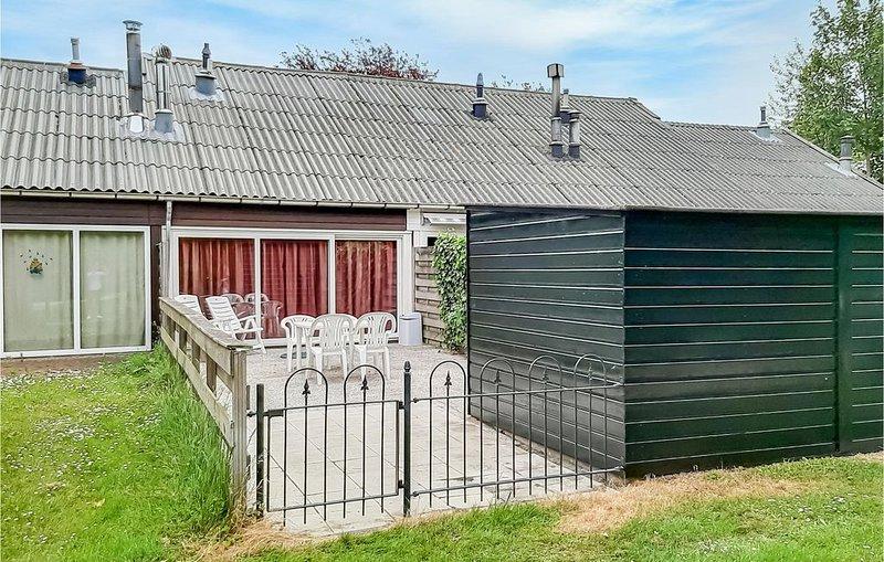 2 Zimmer Unterkunft in Bruinisse, holiday rental in Bruinisse