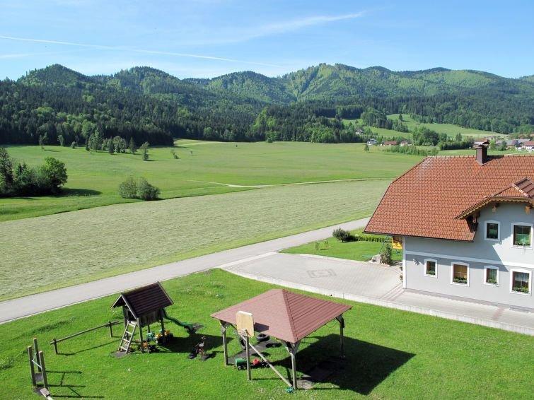 Ferienwohnung Waldfrieden (MON261) in Mondsee - 6 Personen, 2 Schlafzimmer, Ferienwohnung in Unterach am Attersee