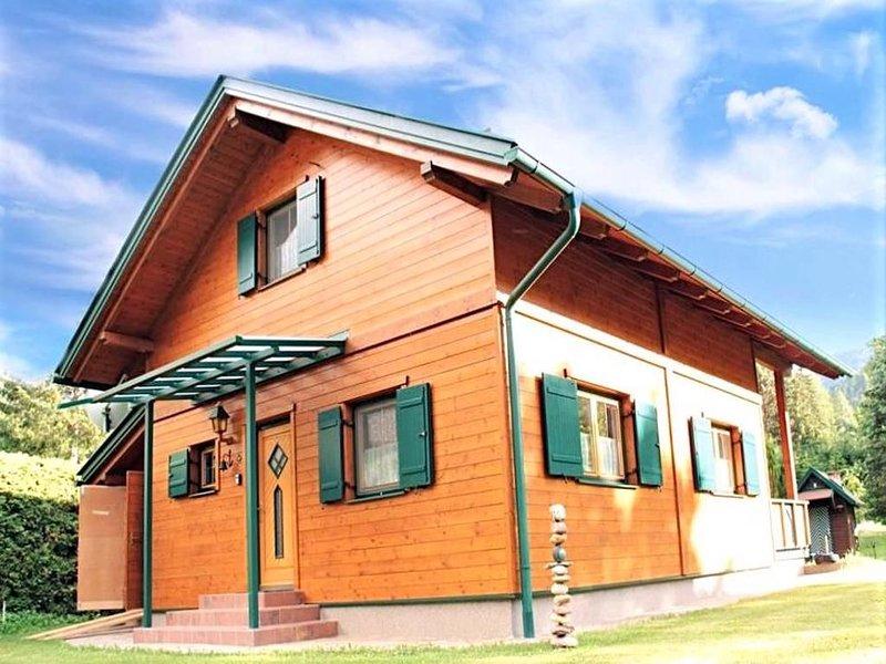Idyllisches Ferienhaus in ruhiger Lage, holiday rental in Gallizien
