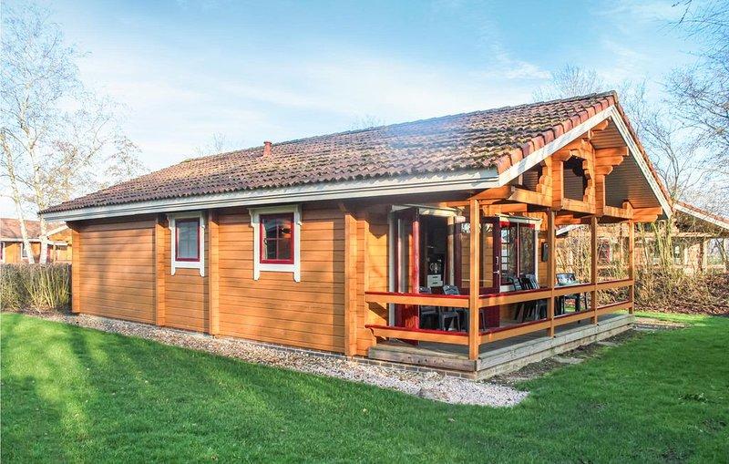 3 Zimmer Unterkunft in Gramsbergen, casa vacanza a Wilsum