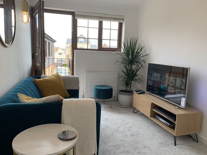 Rose Mews Central Broadstairs, holiday rental in Kingsgate