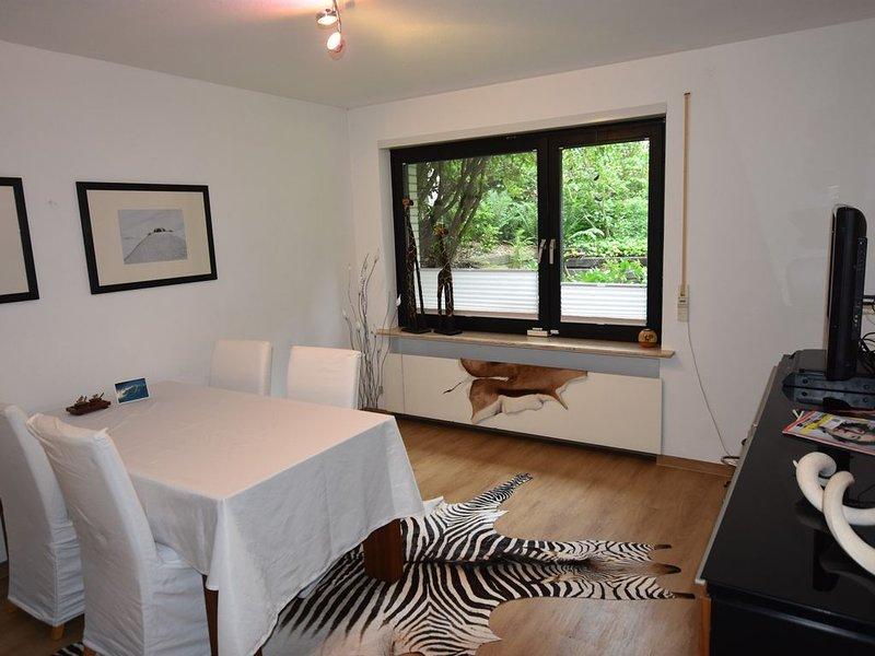 Ferienwohnung am Waldrand vom Deister, holiday rental in Wunstorf