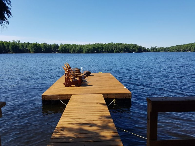Just Right at Kennisis Lake, holiday rental in Algonquin Provincial Park