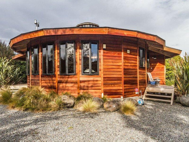 Turoa Yurt - Ohakune Holiday Home, holiday rental in National Park Village