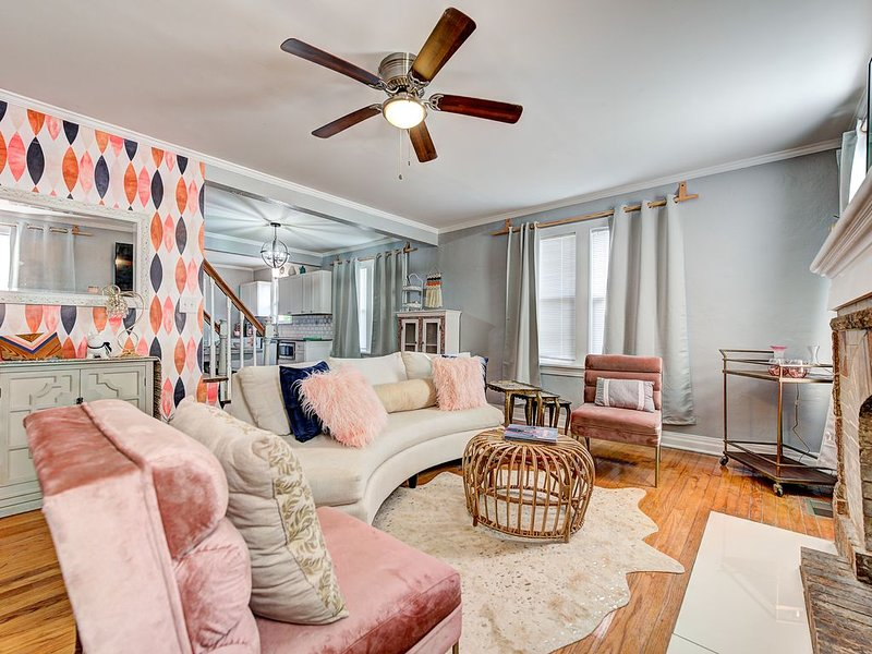 Perfect Plaza Cottage, holiday rental in Oklahoma City