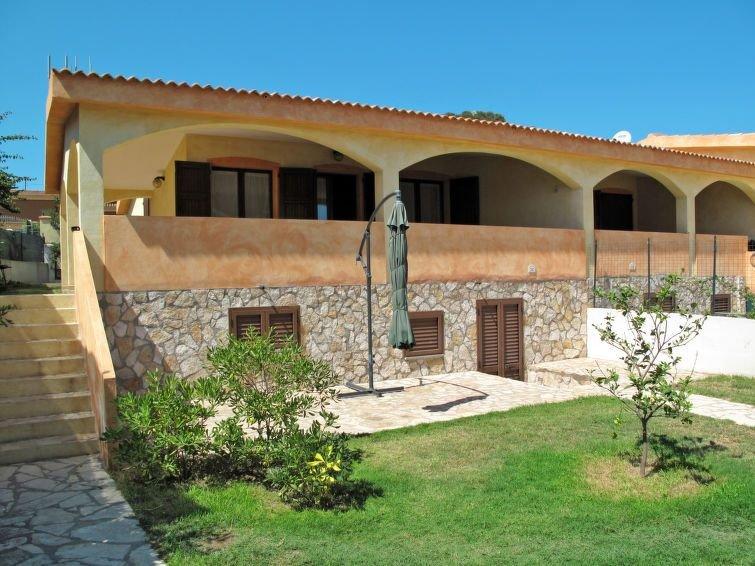 Ferienhaus Case Stelle Marine (REI217) in Costa Rei - 5 Personen, 2 Schlafzimmer, vacation rental in Costa Rei