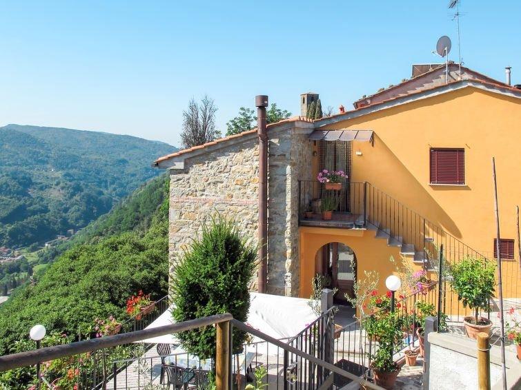 Ferienwohnung Poggetto Pellegrini (PCA301) in Pescia - 4 Personen, 2 Schlafzimme, holiday rental in Lanciole