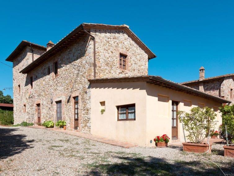 Ferienhaus Cignanrosso - Melograno (CTC250) in Castellina in Chianti - 5 Persone, holiday rental in San Leonino