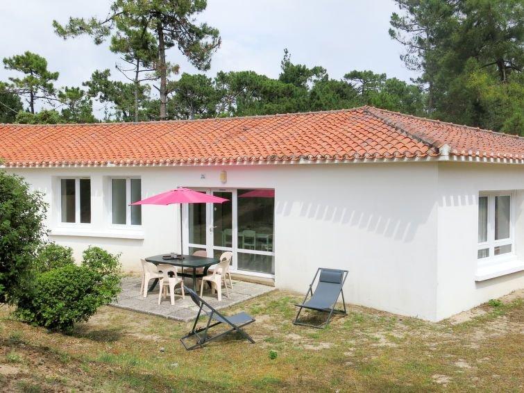 Ferienhaus Hameau Océan (SHR101) in Saint Hilaire de Riez - 5 Personen, 2 Schlaf, casa vacanza a Saint-Hilaire-de-Riez