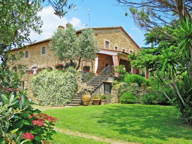 Ferienhaus Bensa (MLU160) in Montelupo Fiorentino - 8 Personen, 3 Schlafzimmer, holiday rental in Carmignano