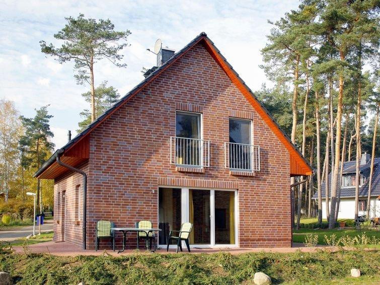 Apartment Müritz-Ferienpark  in Röbel, Mecklenburg Lakes - 8 persons, 3 bedrooms, location de vacances à Roebel
