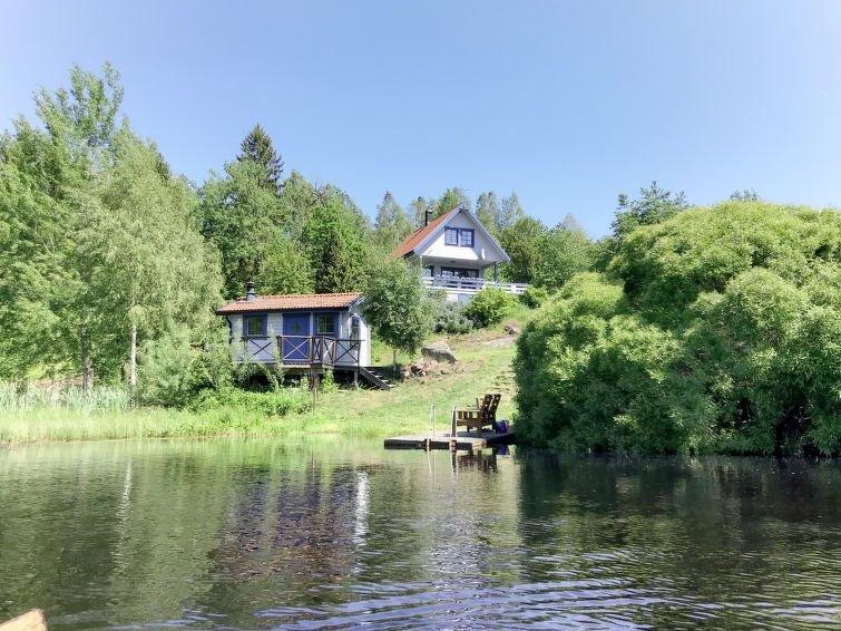 Ferienhaus Bofall (SND175) in Södra Vi - 6 Personen, 3 Schlafzimmer, vacation rental in Ingatorp