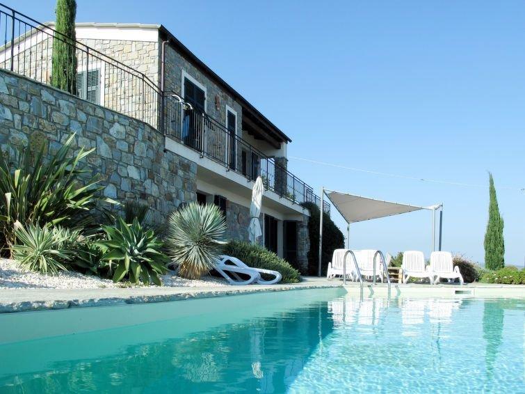 Ferienhaus Villa Antonella (SLR114) in San Lorenzo al Mare - 6 Personen, 3 Schla, location de vacances à Lingueglietta