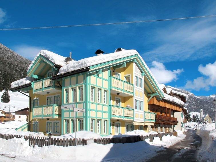Ferienwohnung Spinel (CPO398) in Campitello - 3 Personen, 1 Schlafzimmer, holiday rental in Campestrin