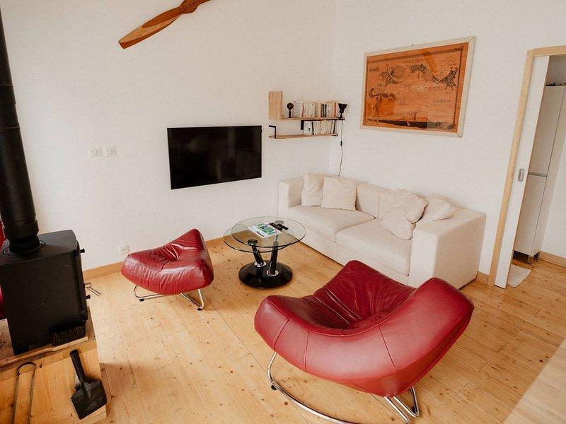 Petite maison moderne idéalement placée, alquiler de vacaciones en Sulniac