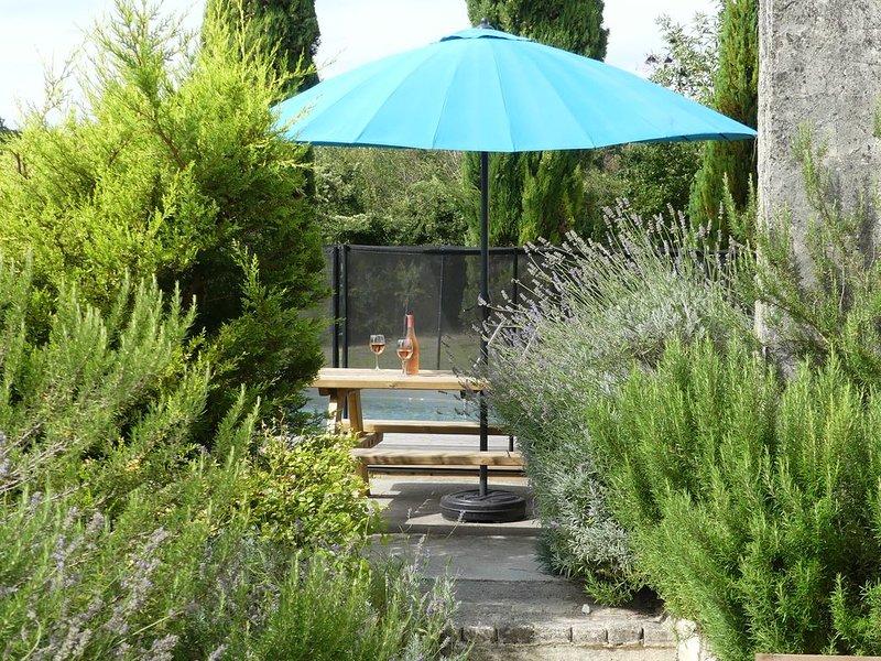 Échappée belle -nouveau gîte avec piscine privative près de Chinon, vacation rental in Couziers