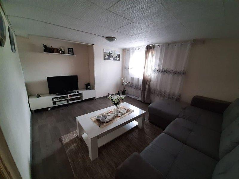 2 pièces tout confort et bien situé, location de vacances à Draveil