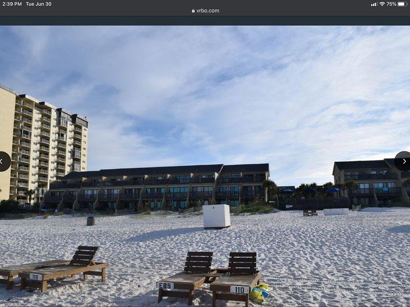 Newly Renovated Condo Perfect for Families. Panama City beach, casa vacanza a Upper Grand Lagoon