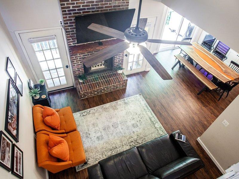 The Retreat at Rose Hill Close to Clemson University!, location de vacances à Clemson