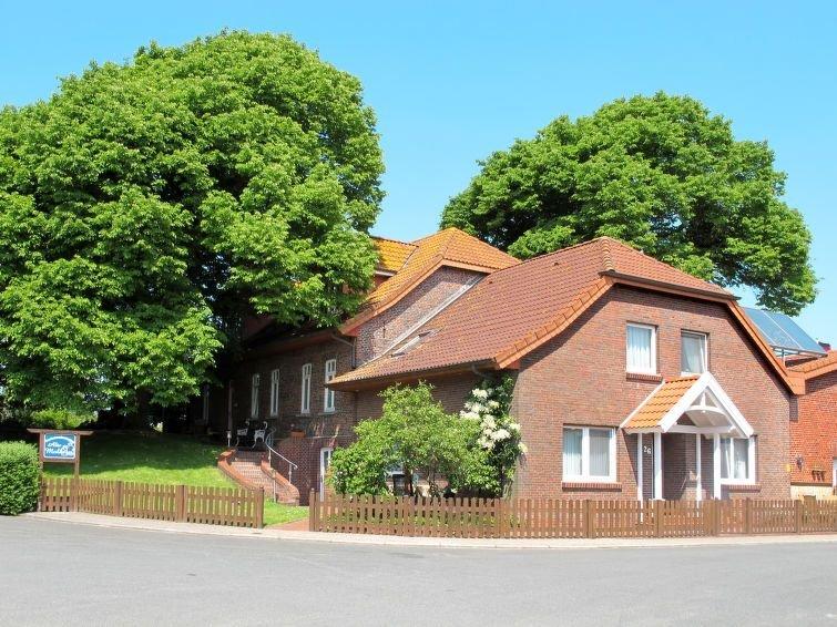 Apartment Ferienwohnung Alte Molkerei  in Friederikensiel, North Sea: Lower Sax, location de vacances à Friederikensiel